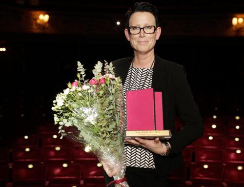 Tre korta frågor till årets eldsjäl 2015, Malin Lundstedt