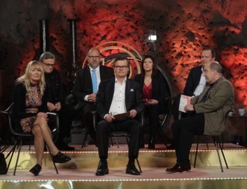 Finalisterna möter Visa vägen-juryn
