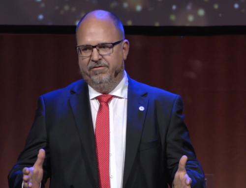 Karl-Petter Thorwaldssons tal på Visa vägen-galan 2017