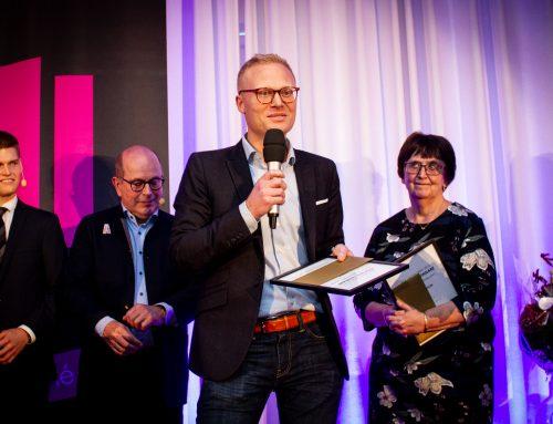 Burde är Årets arbetsgivare i Växjö