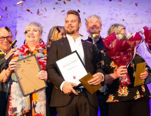 Robin Malmqvist är Årets eldsjäl i region Skåne